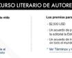 Concurso Amazon indies