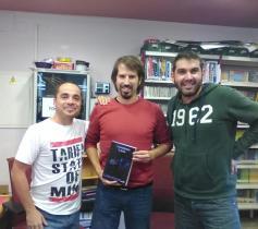 Fotografía Biblioteca Moralzarzal