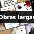 Portada Obras Largas Amazon
